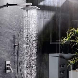 Luxury Power Shower Head and Value