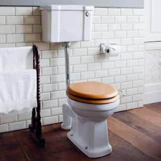 Traditional Toilets