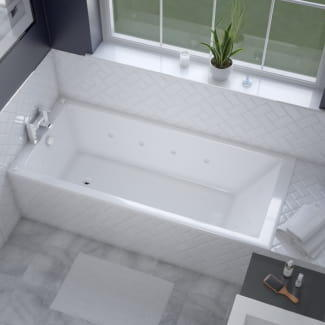 Whirlpool Jacuzzi Baths