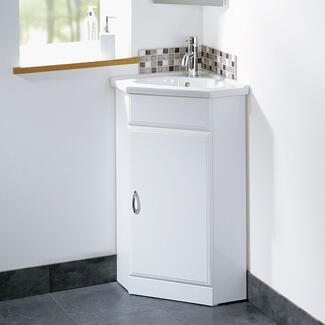 corner bathroom sink cupboards luxury design