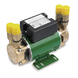 Electrical shower pump