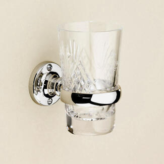 bathroom water glass holder on the wall