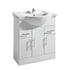 New Ecco 750 Basin Unit curved High Quality and Stylish Bathroom Accessory