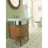 Carlyon Large Basin 715mm With Thurlestone Wall Hung Vanity Unit Grey Ecru - 14846