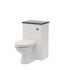 Luna Atlantic complete Bathroom Suite - 15578