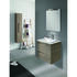 Cube 2 complete Bathroom Suite straight Wall Hung Modern