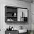 Hacienda Mirror Cabinet High Quality double