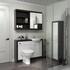 Hacienda 1200 Vanity Unit White - 17407