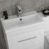 Patello 1200mm Bathroom Furniture Set White - 174526