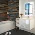 Sonix White 890 Bath Suite - 174744