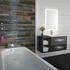 Sonix Grey 890 Bath Suite - 174745