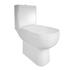 Sonix Close Coupled Toilet With Cistern And Soft Close Seat - 174846