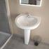 White Basin and Pedestal