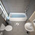 Bathroom Suite with Bath overview