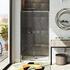 Matki One Slider Recess Door Contemporary Bathroom