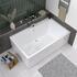 Laguna 1800x1100 Jumbo Double Ended Big Bath