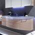 fashionable Solitaire 7005 1506 Bathroom Vanity Unit 4 Drawers 1 Revolving Door