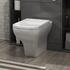 Patello  Back To Wall 1000mm Combination Unit Grey - 175750