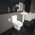 Laguna  4 Piece Bathroom Suite - 176400