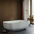 Duo large rectangle free standing bath - 176452