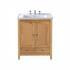 Traditional Designer Westminster Esteem vanity unit 2 wooden doors, 2 drawers counter top basin