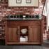 Traditional Designer Westbury Twin 2 Door solid wood Vanity with 3 Drawers marble top s under basin basin