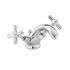 Blenheim Basin standard basin and ped with close coupled toilet 4 piece bathroom set - 178522