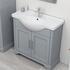 Old England 75 Vanity Unit Dove Grey