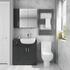 Oliver 900 Fitted Cloakroom Furniture - 179030