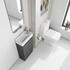 Hacienda 410 Floorstanding Suite with Close Coupled Toilet