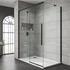 Jaquar Black Shower Enclosure Sliding Door