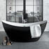 OSTERLEY FREESTANDING BLACK BATH