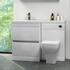 Pemberton White Combination Vanity Unit - 179575
