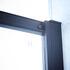 Bentley Black Offset Quadrant Shower Enclosure 800 CLOSE UP