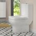 Sonix Close Coupled Toilet with Cistern and Soft Close Seat