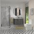 Bathroom Shower Suite in Grey