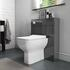 Patello Shower Suite with Back to Wall Toilet