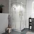 Bathroom Corner Shower Enclosure