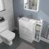 Bathroom Vanity Unit with basin and storage