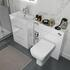 Bathroom Furniture with Toilet Commination
