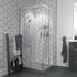 Corner Shower Cubicle for Bathroom Shower Suite
