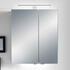 Cassca 600 Mirror Cabinet with Top Light