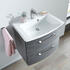 Cassca 600 Vanity Unit Angled View