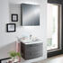 Pelipal Cassca 600 Vanity Unit with Optional Mirror and Lighting