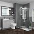 Grove Bathroom Suite with Combination Unit