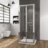 bifold shower enclosure