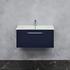 Britton Shoreditch Wall Hung 850mm Vanity Unit Main