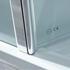 Flipper Return Panel for Radiant 1500 Hinged Walkin Recess Shower Enclosure
