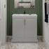 Bathroom 800 Vanity Unit with 2 doors