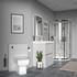 Bathroom Shower Suite in Pearl Grey